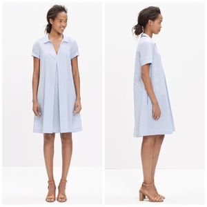 Madewell Dresses - Madewell • Swingout Shirtdress